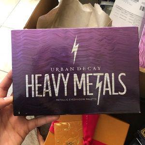 Urban decay heavy metals